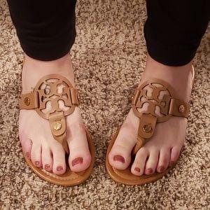 Tory Burch Brown/Tan Sandals